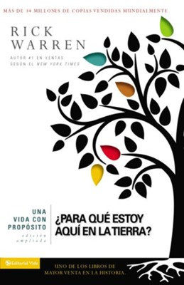 ¿Para Que Estoy Aqui en la Tierra? eLibro  (What on Earth Am I Here For? eBook)  -     By: Rick Warren