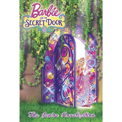 Barbie and the Secret Door: The Junior Novelization     -     By: Molly McGuire Woods