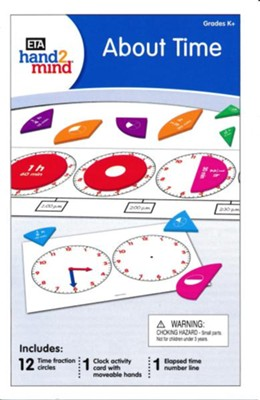 About Time Activity Set   -