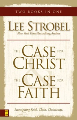 Case for Christ/Case for Faith Compilation - eBook  -     By: Lee Strobel