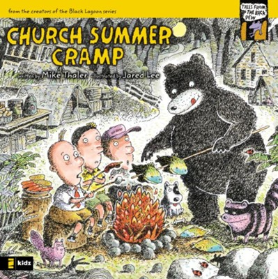 Church Summer Cramp - eBook  -     By: Mike Thaler     Illustrated By: Jared Lee