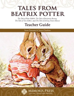 Beatrix Potter Teacher Guide 2nd Grade   -     By: Tanya Charlton, Tessa Tiemann