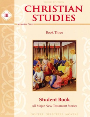 Christian Studies Book 3, Student Book, Second Edition   -