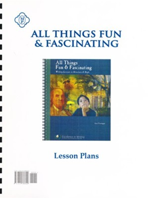 All Things Fun & Fascinating Lesson Plans   -