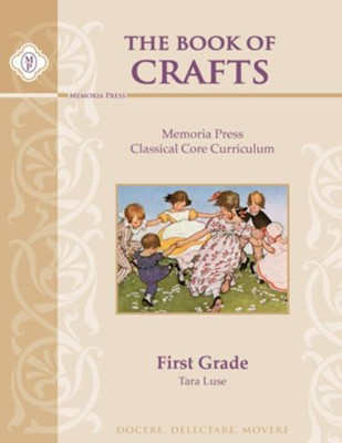 Book of Crafts, First Grade   -     By: Tara Luse