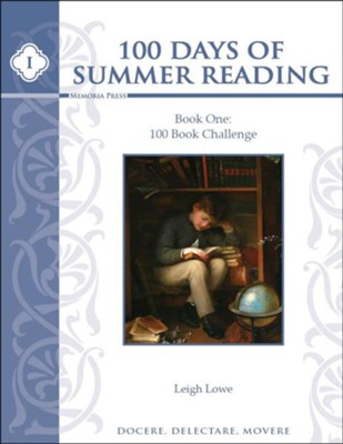 100 Days of Summer Reading 1   -     By: Leigh Lowe
