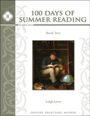 100 Days of Summer Reading 2   -     By: Leigh Lowe