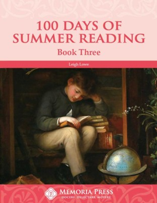 100 Days of Summer Reading 3   -     By: Leigh Lowe