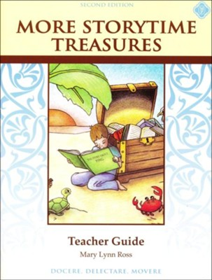 More Story Time Treasures Teacher Guide, 2nd Ed. Grades 1 & Up   -     By: Mary Lynn Ross