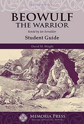 Beowulf the Warrior Student Book 2nd Edition, Grade 9   -     By: David M. Wright