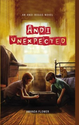 Andi Unexpected - eBook  -     By: Amanda Flower