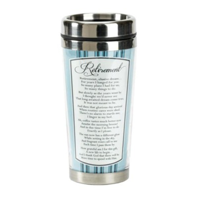 Retirement Travel Mug  -