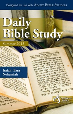 Daily Bible Study Summer 2013 - eBook  -     By: Kevin G. Baker
