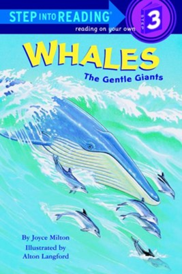 Whales: The Gentle Giants - eBook  -     By: Joyce Milton