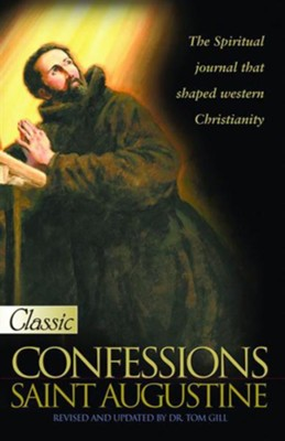 Confessions St. Augustines - eBook  -     By: Saint Augustine