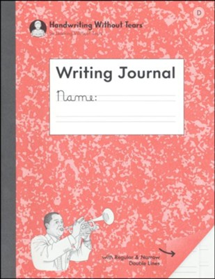 Writing Journal D (Grade 3; 2018 Edition)   -