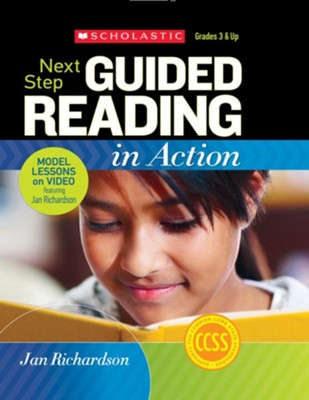 Next Step Reading, Gr.3-6   -     By: Jan Richardson