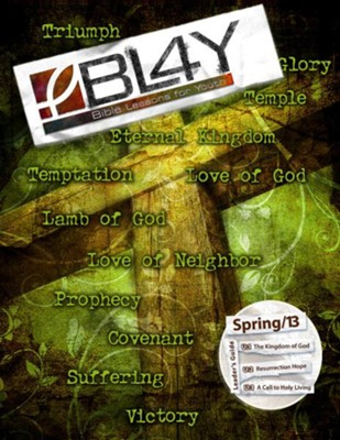 Bible Lessons for Youth Spring 2013 Leader - eBook  -     By: Mary Bernard
