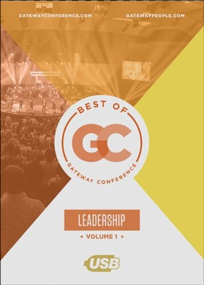 Best of Gateway Conference, Volume 1: Leadership USB  -