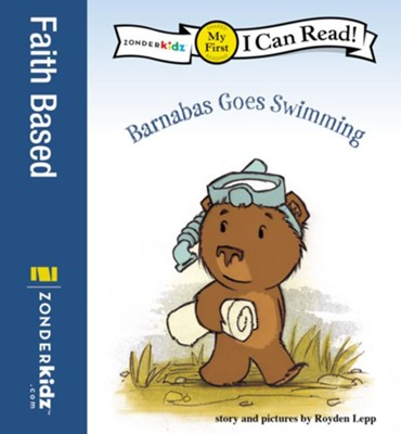 Barnabas Goes Swimming - eBook  -     By: Royden Lepp