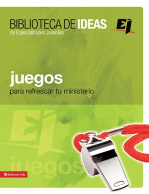 Biblioteca de ideas: Juegos - eBook  -     By: Youth Specialties