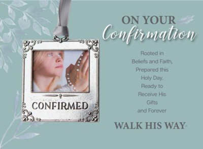 On Your Confirmation Photo Ornament  -