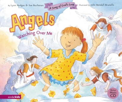 Angels Watching over Me - eBook  -     By: Lynn Hodges, Sue Buchanan