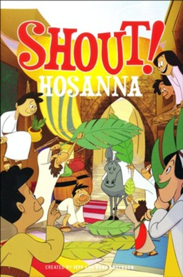 Shout! Hosanna, Choral Book   -     By: Jeff Anderson, Dana Anderson