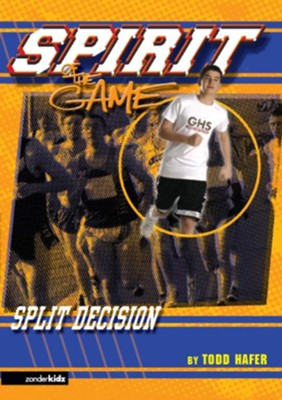 Split Decision - eBook  -     By: Todd Hafer
