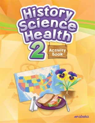 History, Science, and Health 2 Activity Book   -