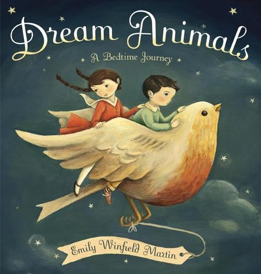 Dream Animals: A Bedtime Journey - eBook  -     By: Emily Martin