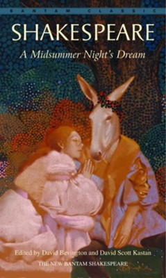 A Midsummer Night's Dream - eBook  -     Edited By: David Bevington     By: William Shakespeare, Joseph Papp