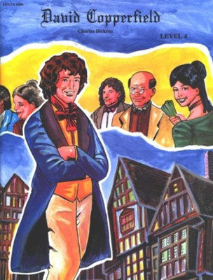 David Copperfield, Grade 4   -     By: Charles Dickens