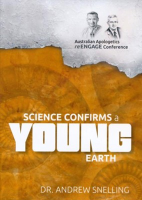 Science Confirms a Young Earth DVD   -     By: Ken Ham