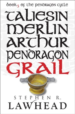 Grail - eBook  -     By: Stephen Lawhead