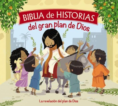 Biblia de historias del gran plan de Dios (God's Great Plan Storybook Bible)  -     By: Cecile Fodor     Illustrated By: Gustavo Mazali