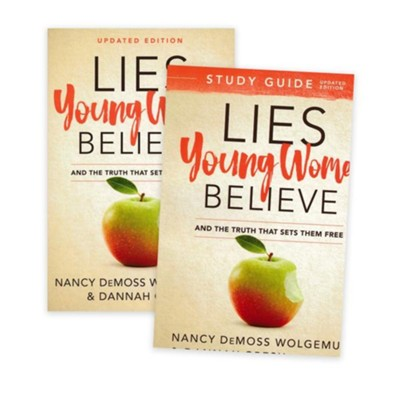 Lies Young Women Believe Book & Study Guide, 2 Volumes  -     By: Nancy Demoss Wolgemuth