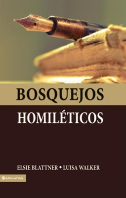 Bosquejos Homileticos - eBook  -     By: Elsie Blattner, Luisa Jeter de Walker