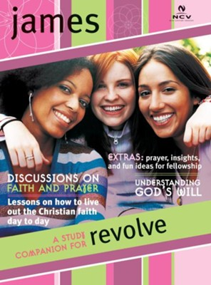 Revolve Study Guide: James - eBook  -