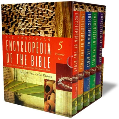 The Zondervan Encyclopedia of the Bible, Volume 4: Revised Full-Color Edition / New edition - eBook  -     Edited By: Moises Silva, Merrill C. Tenney     By: Edited by Moises Silva & Merrill C. Tenney