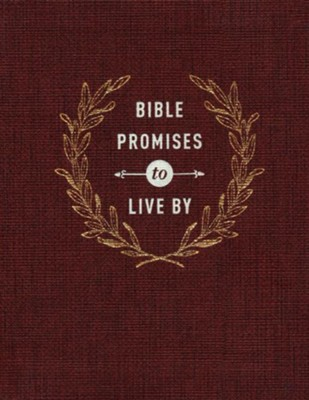 Bible Promises to Live By - Gift Edition  -     By: Amy Mason