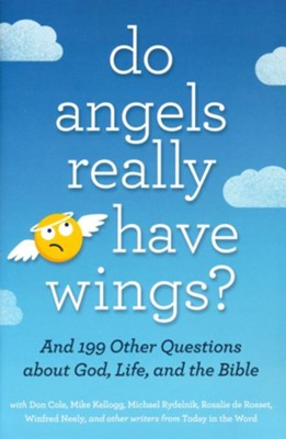 Do Angels Really Have Wings? And 199 Other Questions About God, Life, and the Bible  -     By: Today in the Word