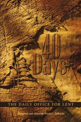 40 Days: The Daily Office for Lent - eBook  -