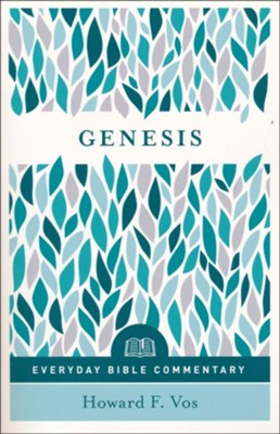 Genesis, repackaged  -     By: Howard Vos