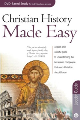 Christian History Made Easy Leader Guide - eBook  -     By: Rose Publishing