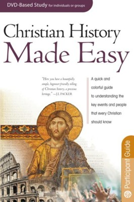Christian History Made Easy Participant Guide - eBook  -     By: Rose Publishing