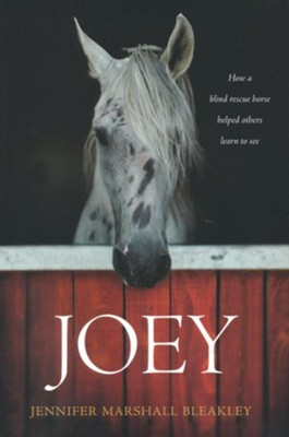 Joey: How a Blind Rescue Horse Helped Others Learn to See  -     By: Jennifer Bleakley