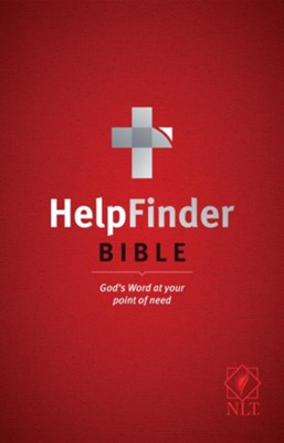 NLT HelpFinder Bible Softcover  -     Edited By: Ronald A. Beers, V. Gilbert Beers