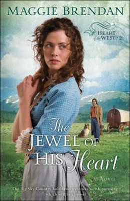 Jewel of His Heart, The: A Novel - eBook  -     By: Maggie Brendan