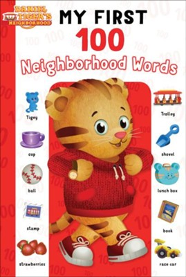 My First 100 Neighborhood Words  -     By: Maggie Testa
